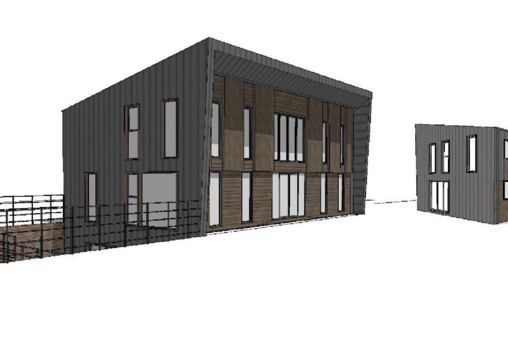 PDP_New dwelling at Kirk Langley