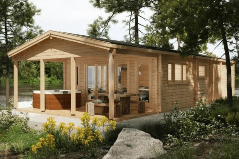 PDP_Matlock Log Cabins
