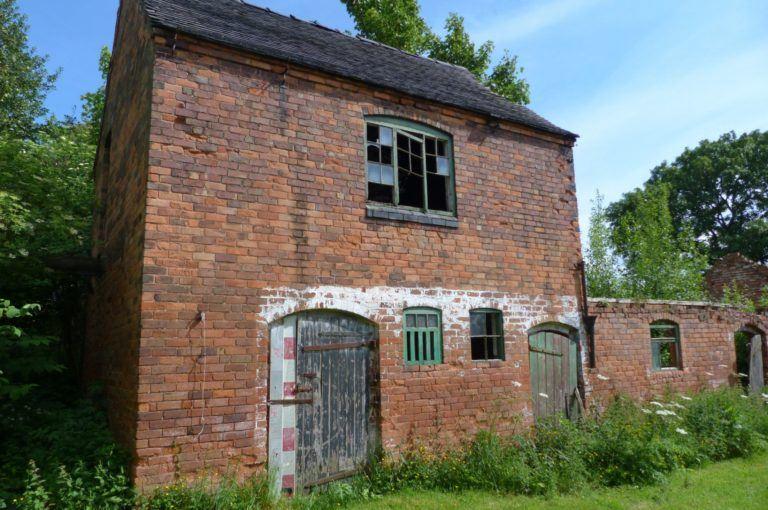 PDP_Old barn, Brookside Farm Breadsall